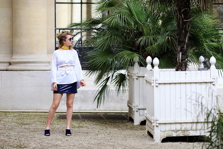 top sheinside mathilde margail street style petit palais 1