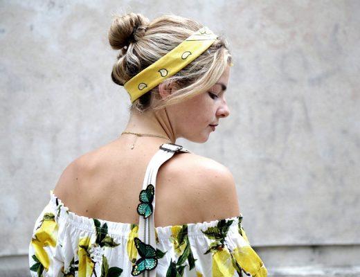 spring summer style romwe top jennyfer skirt mathilde margail street style 9