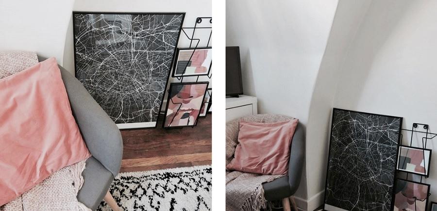 au petit imprevu j ai encore refait ma decoration. Black Bedroom Furniture Sets. Home Design Ideas